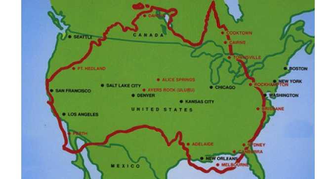 Australia Uk Map Comparison.Home Exchange Australia Queensland Sunshine Coast Guardian